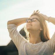 Ein regelmäßiges Herzmuster erlernen und damit Stress reduzieren!